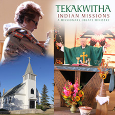Tekakwitha Indian Missions - Ways to Give