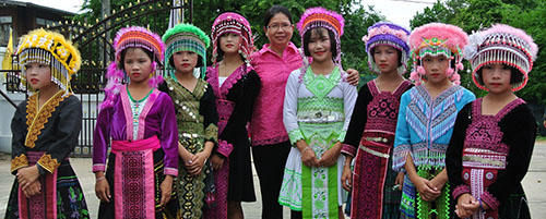 Oblates Preserving Hmong Culture in Minnesota