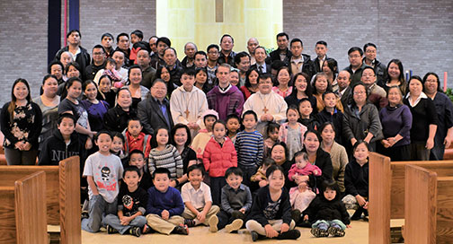 Under the leadership of Fr. Daniel Taillez, O.M.I. the Oblates reached out to the Hmong community in St. Paul to not only meet their spiritual needs, but also help the Hmong preserve their culture.