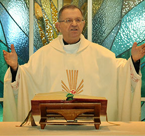 Oblate Named To Vatican Congregation,  Fr. Ryszard Szmydki, OMI of Poland has been named the new under-scecretary of the Congregation for the Evangelizations of Peoples.