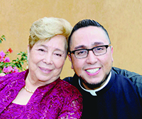 Fr. Jesse and his Mom