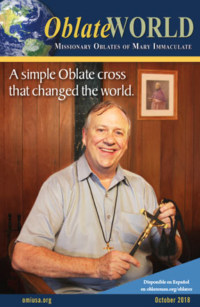 Oblate World Magazine October 2018
