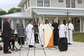 New Oblate Home