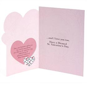 God loves you card
