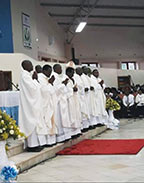Seven Oblates Ordained