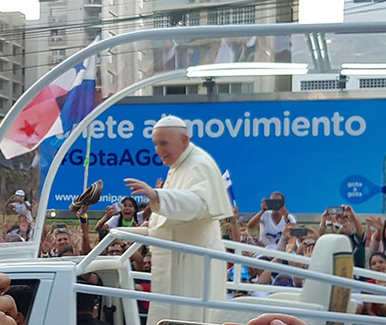 World Youth Day Pope