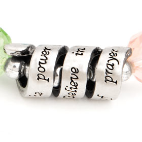 Believe in the Power of Prayer bracelet