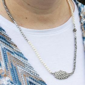 Angel Wing Wrap Bracelet/Necklace