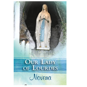 Find strength through Our Lady of Lourdes