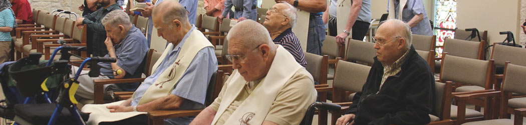 Care for Elder and Infirmed Oblates