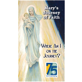 Take a journey of faith with Our Lady