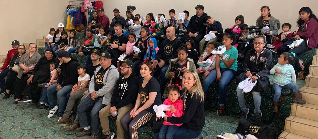 """""""We thank God for all of our benefactors who are part of our Oblate family in Tijuana,"""" said Fr. Jesse. """"With God's help and your help we are transforming communities."""""""