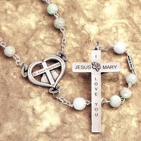 St Kateri Tekakwitha Rosary