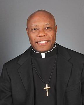 Father Quilin Bouzi, O.M.I.
