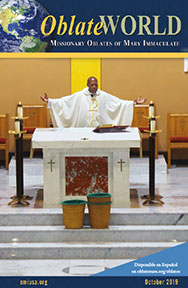 Oblate World October 2019