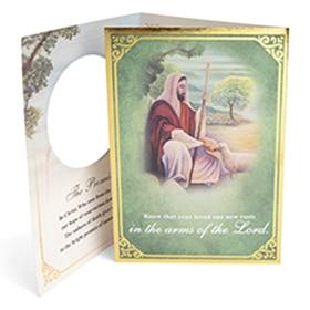 Prayers of Comfort Card