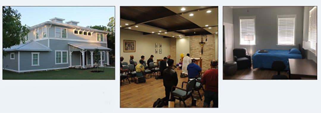 Seminarian Houseing