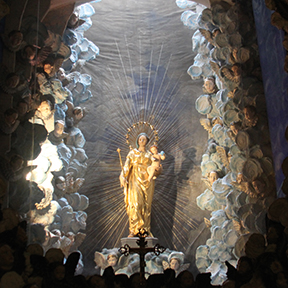 Oblates Shine Our Lady's Light