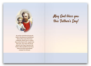 A Father's Wisdom Card