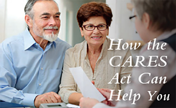 How the CARES Act can Help You