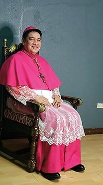 Rev. Charlie Malapitan Inzon, O.M.I.