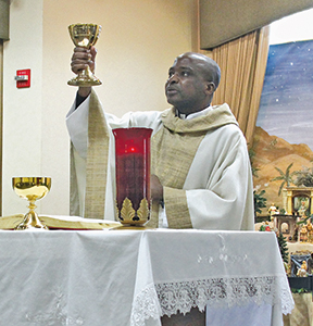 Father Benny Lipalata, OM.I.