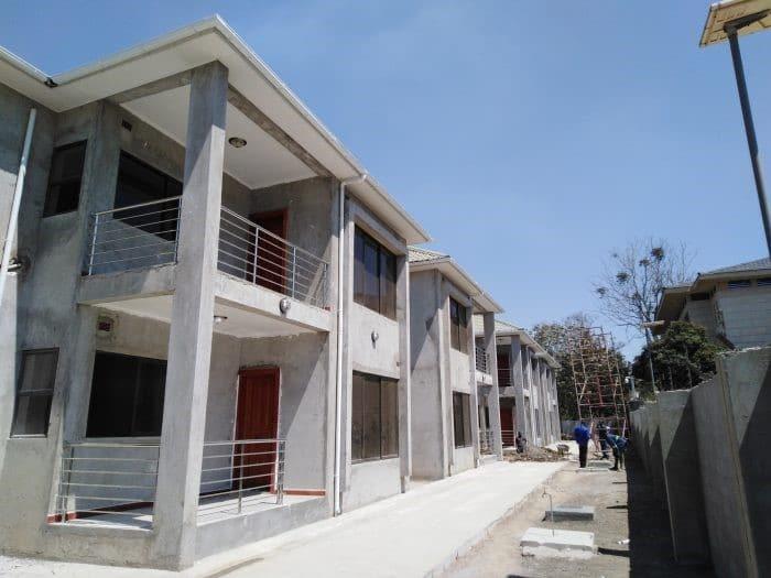 Zambia apartment